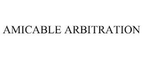 AMICABLE ARBITRATION