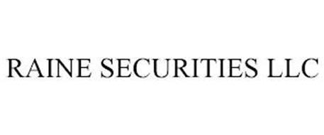 RAINE SECURITIES LLC