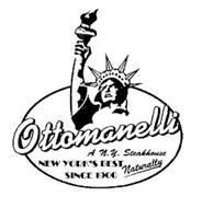 OTTOMANELLI A N.Y. STEAKHOUSE NEW YORK'S BEST SINCE 1900 NATURALLY
