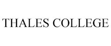 THALES COLLEGE
