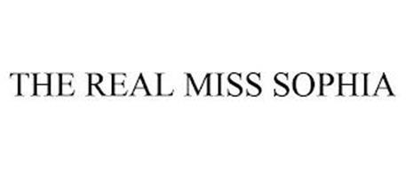 THE REAL MISS SOPHIA