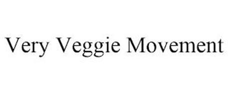VERY VEGGIE MOVEMENT