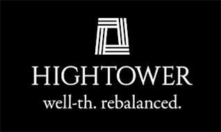 HIGHTOWER WELL-TH. REBALANCED.