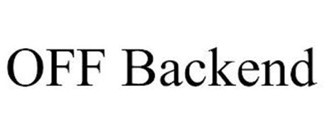OFF BACKEND
