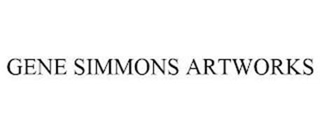 GENE SIMMONS ARTWORKS