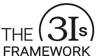 THE 3IS FRAMEWORK