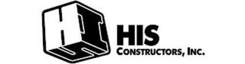 HIS CONSTRUCTORS, INC.