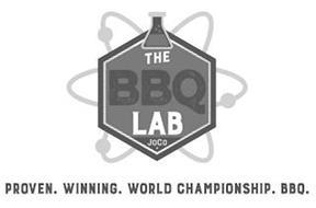 THE BBQ LAB JOCO PROVEN. WINNING. WORLD CHAMPIONSHIP. BBQ.