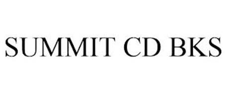 SUMMIT CD BKS
