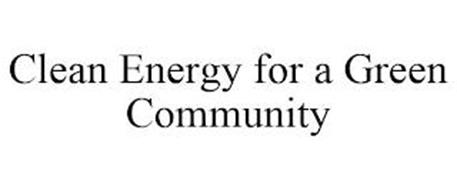 CLEAN ENERGY FOR A GREEN COMMUNITY