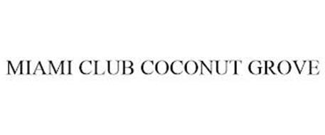 MIAMI CLUB COCONUT GROVE