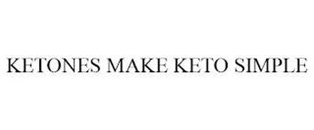 KETONES MAKE KETO SIMPLE