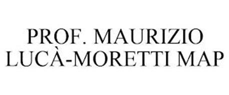 PROF. MAURIZIO LUCÀ-MORETTI MAP