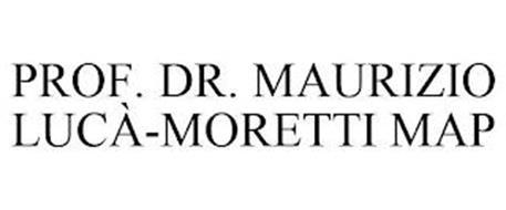 PROF. DR. MAURIZIO LUCÀ-MORETTI MAP