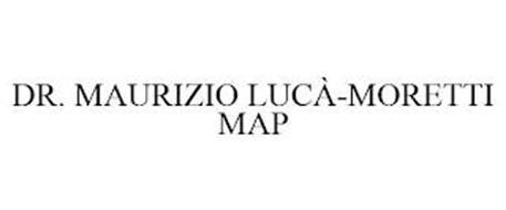 DR. MAURIZIO LUCÀ-MORETTI MAP