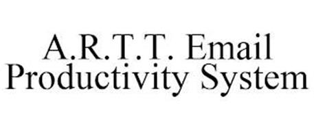 A.R.T.T. EMAIL PRODUCTIVITY SYSTEM