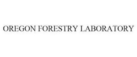 OREGON FORESTRY LABORATORY
