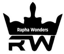 RW RAPHA WONDERS