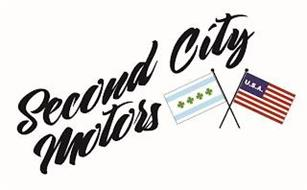SECOND CITY MOTORS U.S.A.
