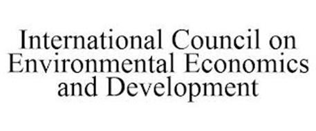 INTERNATIONAL COUNCIL ON ENVIRONMENTAL ECONOMICS AND DEVELOPMENT