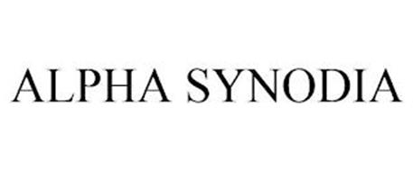 ALPHA SYNODIA