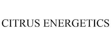 CITRUS ENERGETICS