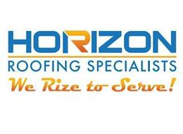 HORIZON ROOFING SPECIALISTS WE RIZE TO SERVE!