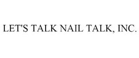 LET'S TALK NAIL TALK, INC.
