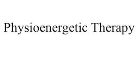PHYSIOENERGETIC THERAPY