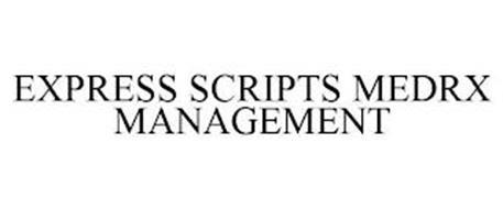 EXPRESS SCRIPTS MEDRX MANAGEMENT