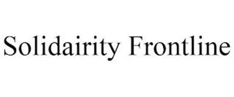 SOLIDAIRITY FRONTLINE