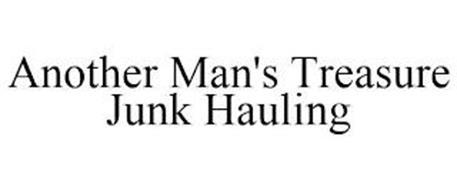 ANOTHER MAN'S TREASURE JUNK HAULING
