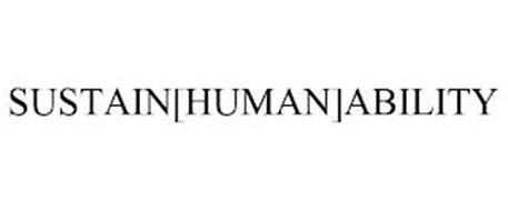 SUSTAIN[HUMAN]ABILITY