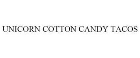 UNICORN COTTON CANDY TACOS