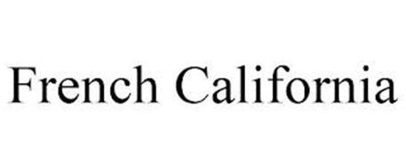 FRENCH CALIFORNIA