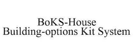 BOKS-HOUSE BUILDING-OPTIONS KIT SYSTEM