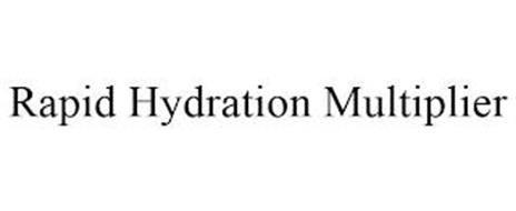 RAPID HYDRATION MULTIPLIER