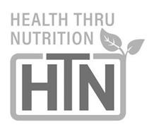 HTN HEALTH THRU NUTRITION