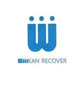 W WIIIKAN RECOVER