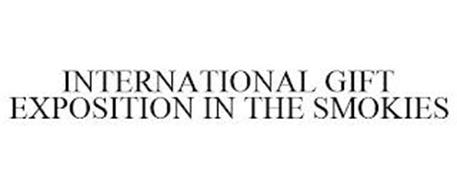 INTERNATIONAL GIFT EXPOSITION IN THE SMOKIES