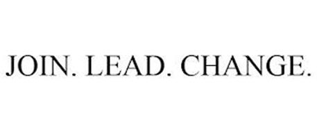 JOIN. LEAD. CHANGE.