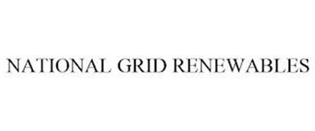 NATIONAL GRID RENEWABLES