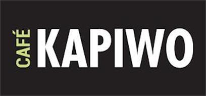CAFÉ KAPIWO