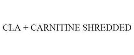 CLA + CARNITINE SHREDDED