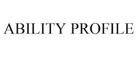 ABILITY PROFILE