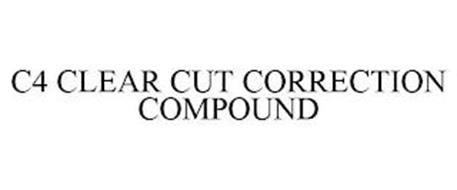 C4 CLEAR CUT CORRECTION COMPOUND
