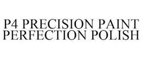 P4 PRECISION PAINT PERFECTION POLISH