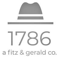1786 A FITZ & GERALD CO.