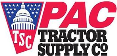TSC PAC TRACTOR SUPPLY CO.