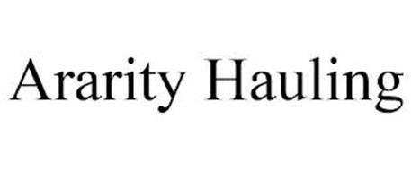 ARARITY HAULING